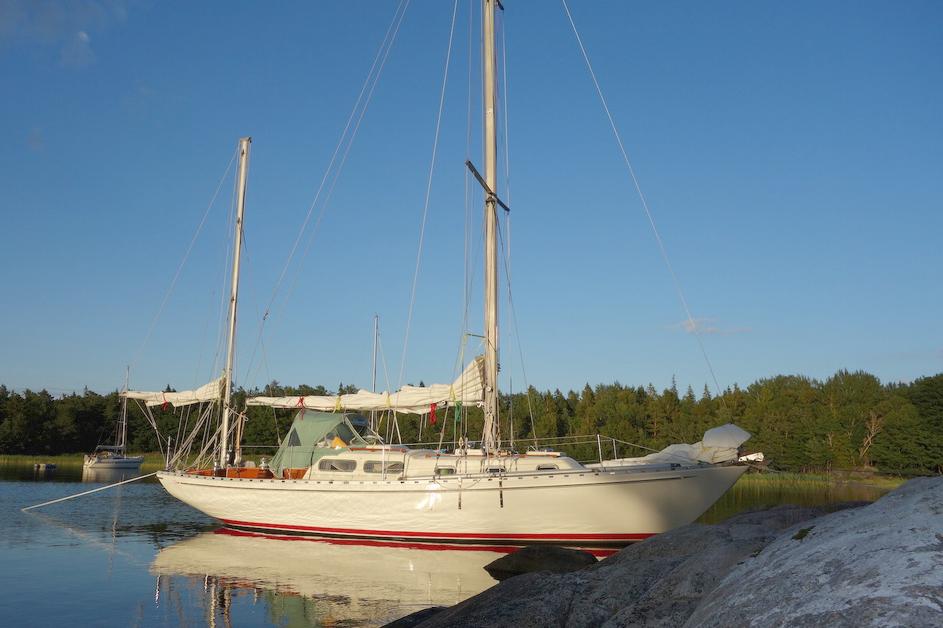 arcturus at anchor