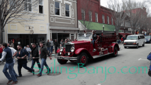 2018 Sudan Shriner's Parade in New Bern, NC Fire Truck