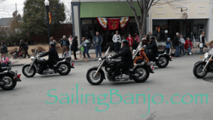 2018 Sudan Shriner's Parade in New Bern, NC Motorcycles