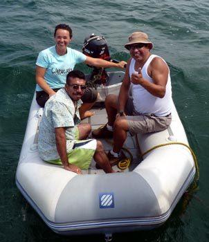 Marineros de agua dulce