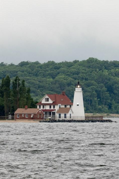 Le phare de Cove Point