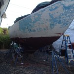 Seafarer 34 Chance Paint 2