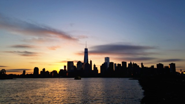 NYC_sunrise