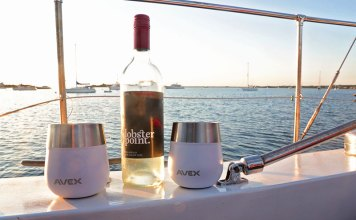 best stemless wine glasses for your boat
