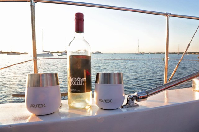 Avex products are great for a sailboat