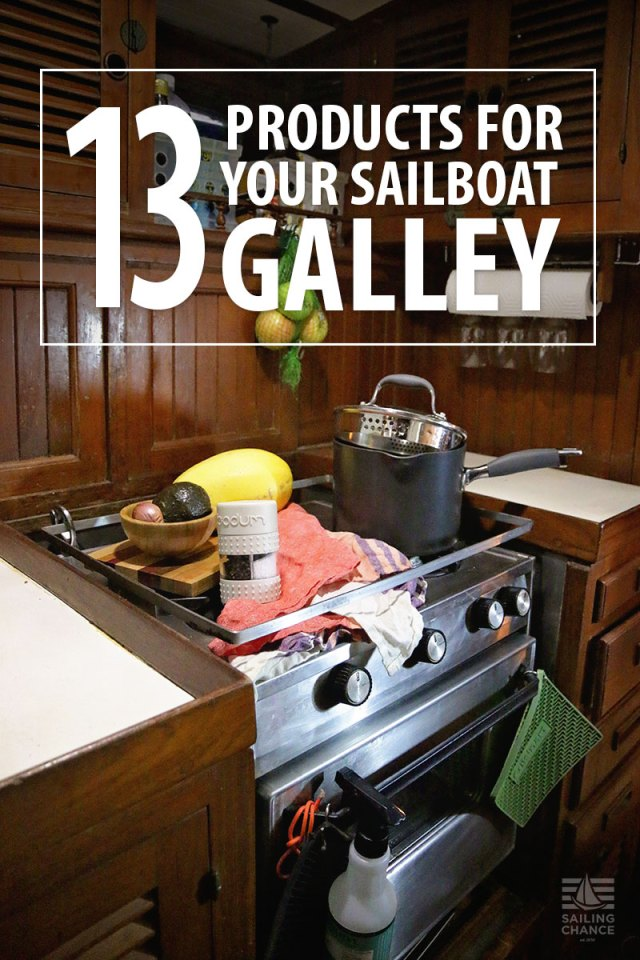 13 must have products for your ship galley