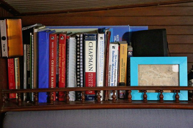 Top reference books for the DIY minded sailboat owner