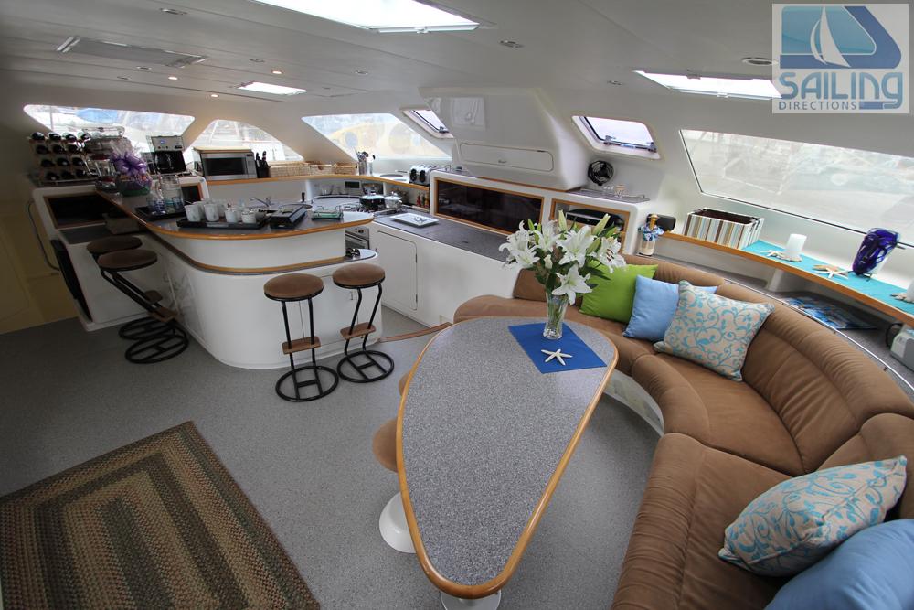 Bliss Crewed Catamaran Charter British Virgin Islands