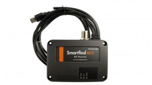 McMurdo Smartfind AIS reciver: USB connection to your laptop.