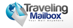Traveler's Mailbox is a great mail forwarding service
