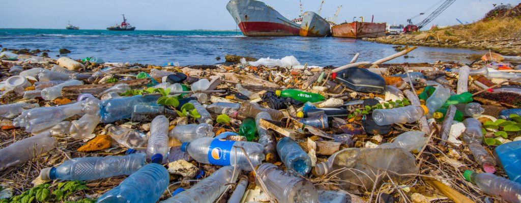 Plastic Trash in our oceans
