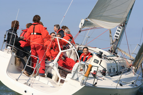 IMX 40 Race Yachts Appel Amp Peer Sailing Events Muiden