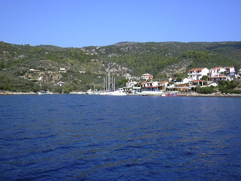 Yacht Charter Holidays In Steni Vala Alonissos Sailing
