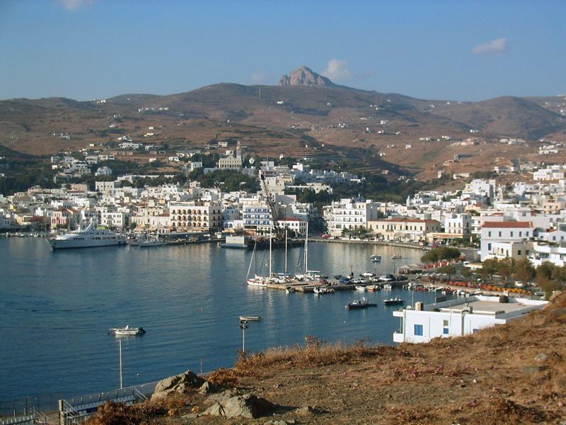 Yacht Charters Paros Port Tinos