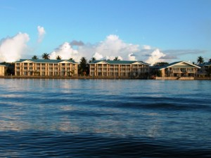 The Marshall Islands Resort. Photo: Karen Earnshaw