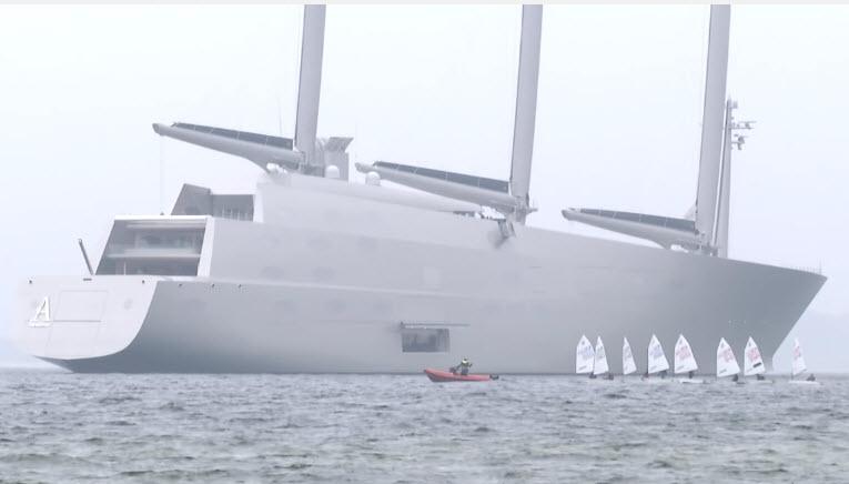 No Way Out For Sailing Yacht A Gtgt Scuttlebutt Sailing News