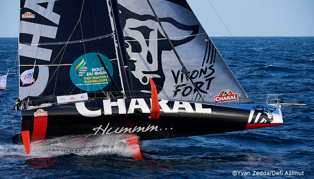 Image result for charal sailing