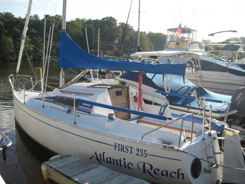 Beneteau First 235 1989 South River Edgewater Maryland