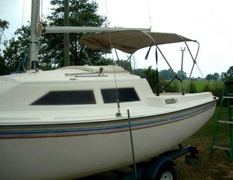 Holder 17 Sailboat For Sale