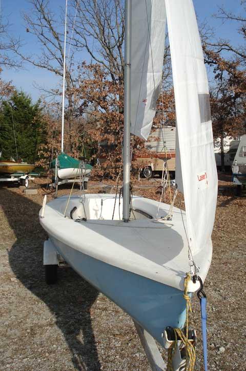 Laser Ii Sailboat For Sale