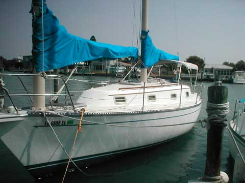 Offshore Cat Ketch 33 Yacht For Sale