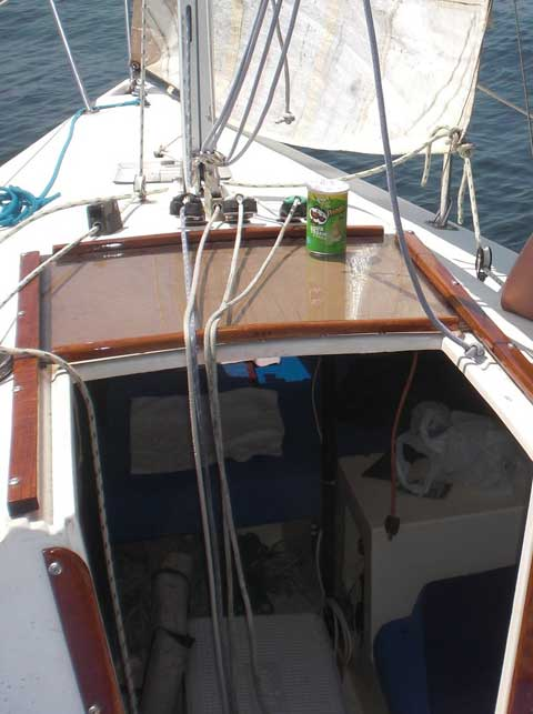 Ranger 22 1980 Miami Florida Sailboat For Sale From