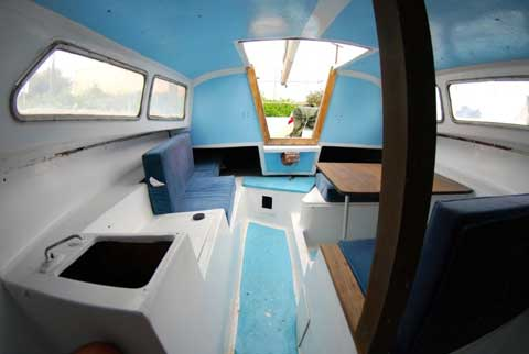 Helms 25 1973 Lewisville Texas Sailboat For Sale From