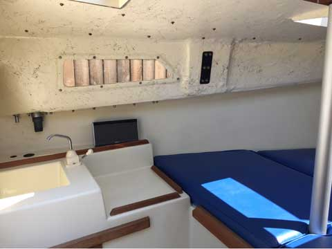 Montgomery 17  1981  Dallas  Texas  sailboat for sale from Sailing     Montgomery 17  1981 sailboat