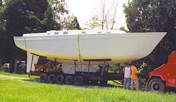 Bruce Roberts 44 Yacht For Sale