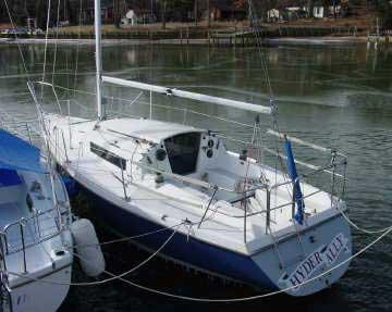 Laser 28 Sailboat For Sale