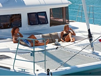 Blue Moon Caribbean Catamaran