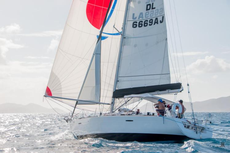 libertas beneteau first 40 spinnaker