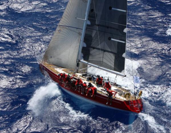 Scarlet Oyster Yacht Racing Antigua Sailing Week