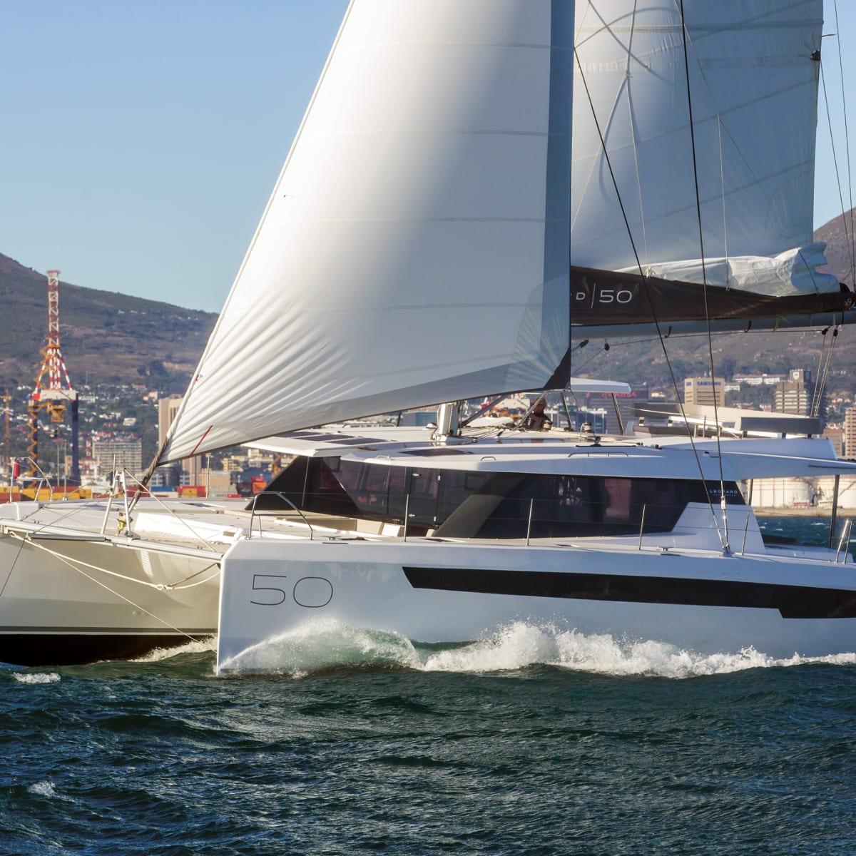 Boat Review Leopard 50 Sail Magazine