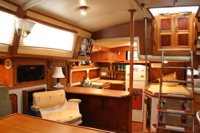 52 Irwin Ketch Sailboat For Sale