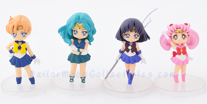 Sailor Moon Figures ToysSAILOR MOON COLLECTIBLES