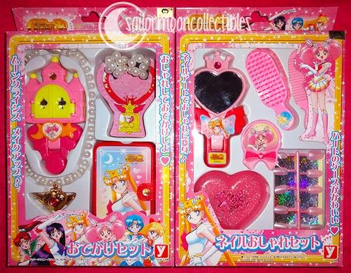 Sailor Moon JewelrySAILOR MOON COLLECTIBLES