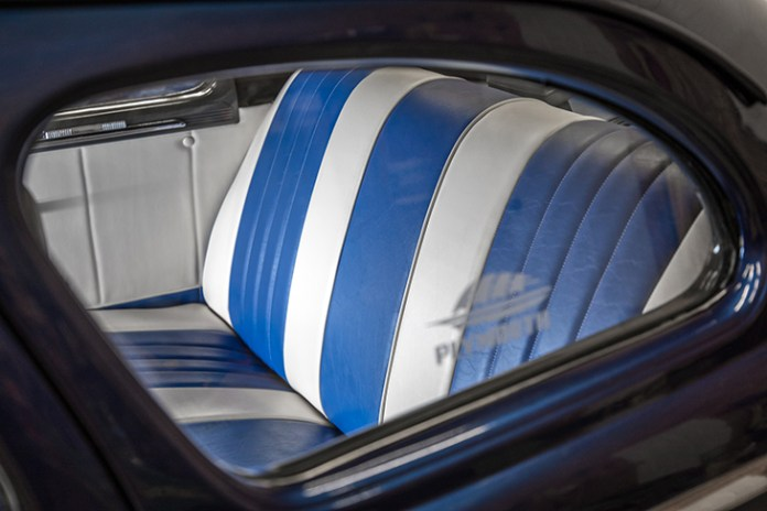 How To Reupholster A Classic Car Back Seat Sailrite