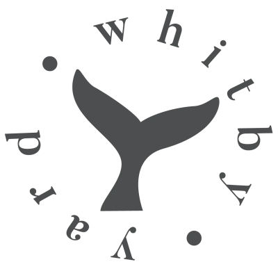 Whitby Yard grey logo