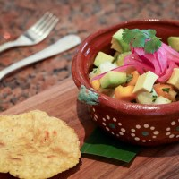 Mexican Spicy Vegan Ceviche