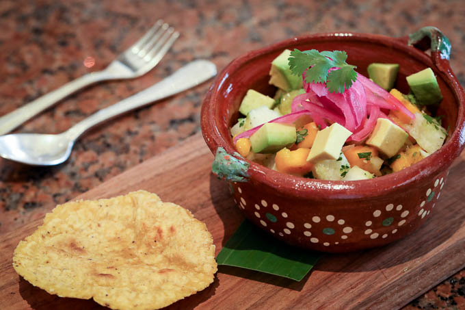 Cancun Vegetarian Cooking Class | Vegan Ceviche