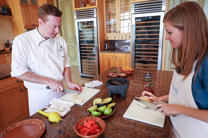 Cancun Vegetarian Cooking Class