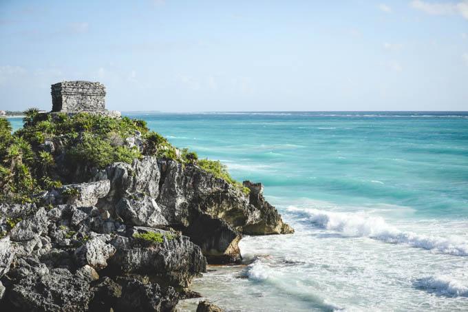 Mexico Tulum Mayan Ruins