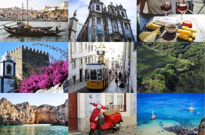 2 Week Vegetarian Guide to Portugal