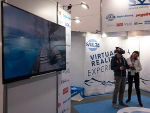 Segeln in VR