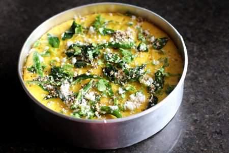 recipe dhokla