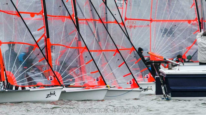 UK 29er Allen Grand Prix #1 at WPNSA – Final Results