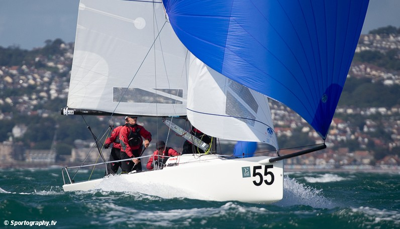 J/70 World Championships – Eat Sleep J Repeat leads after Day 3