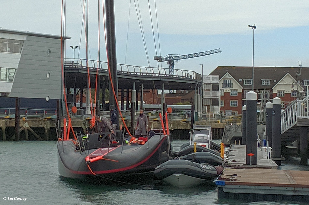 First Thoughts – Nick Holroyd compares the AC75 boats
