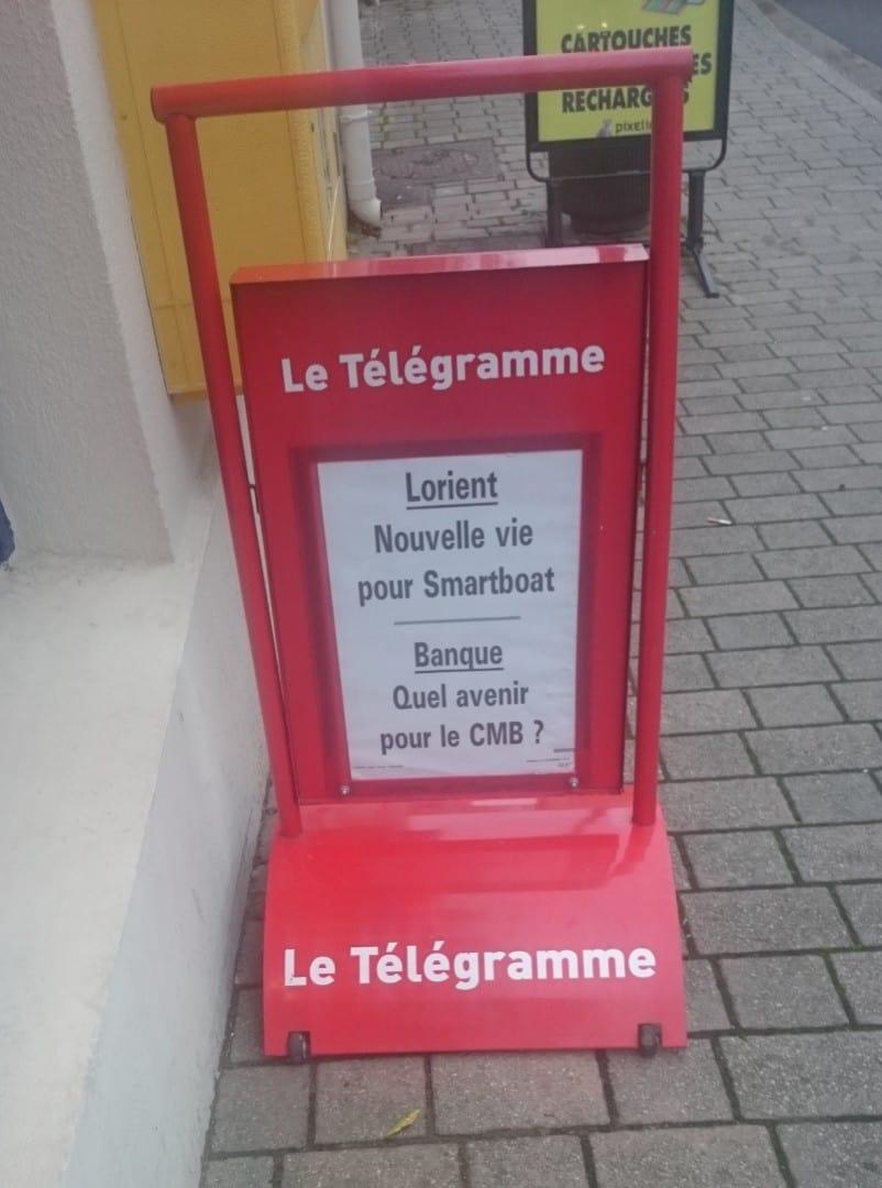 SailWood - Le Telegramme